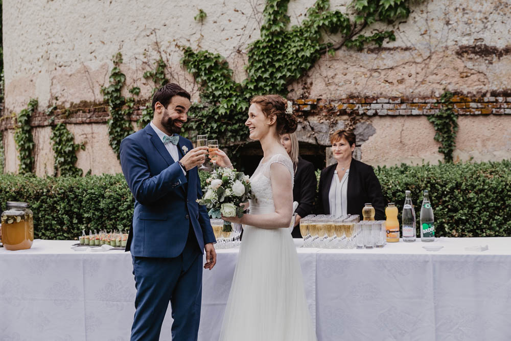 manoir de vacheresses - tchin tchin - cocktail - photographe de mariages yvelines - rambouillet - chartres - verneuil sur avre - evreux - orne