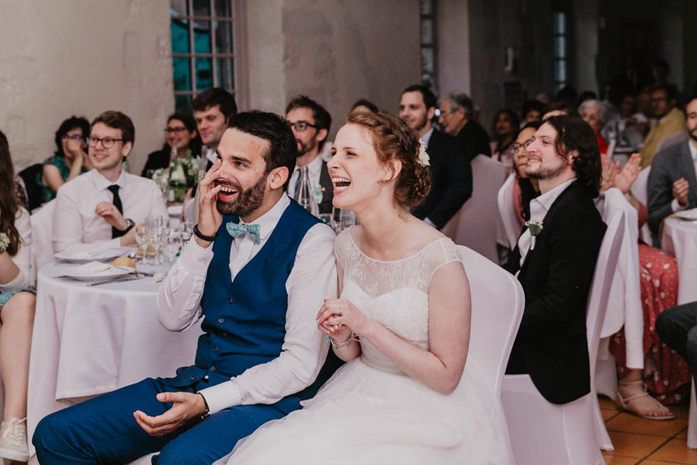 photographe eure et loir - animations soiree de mariage - manoir de vacheresses - rires - joie