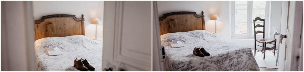 chambre du clos saint laurent - mariage champetre - preparatifs du marie - photographe mariage - eure et loir - 28 - 78 - 27 - 61