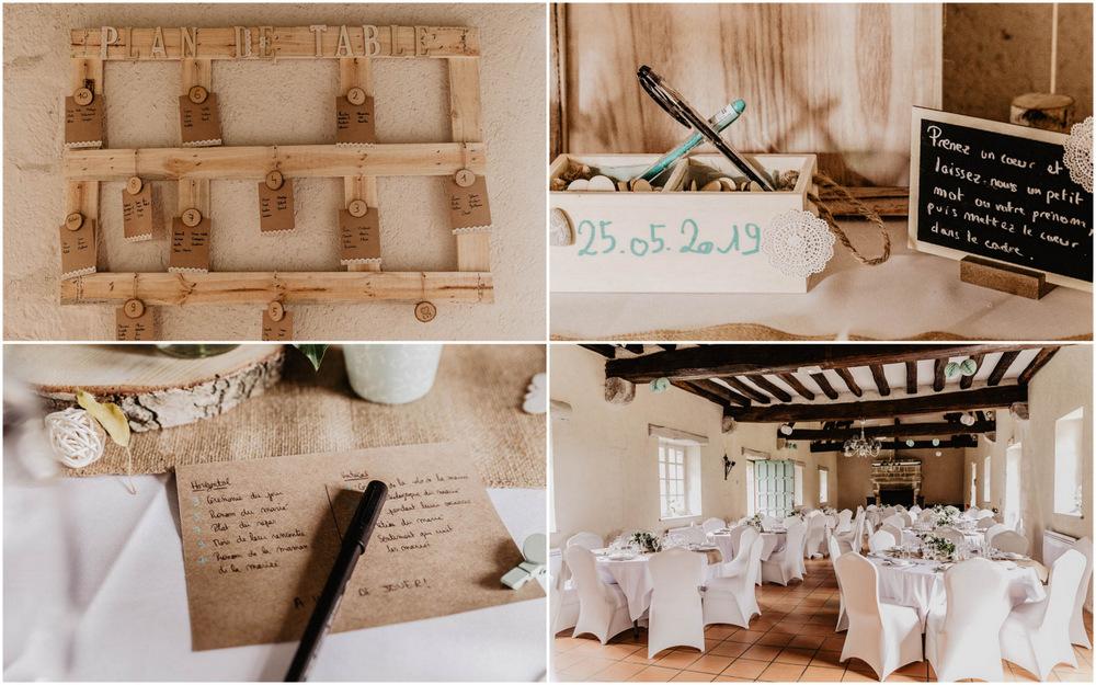 decoration de salles - manoir de vacheresses - manoir en eure et loir - photographe chartres - rambouillet - yvelines - paris