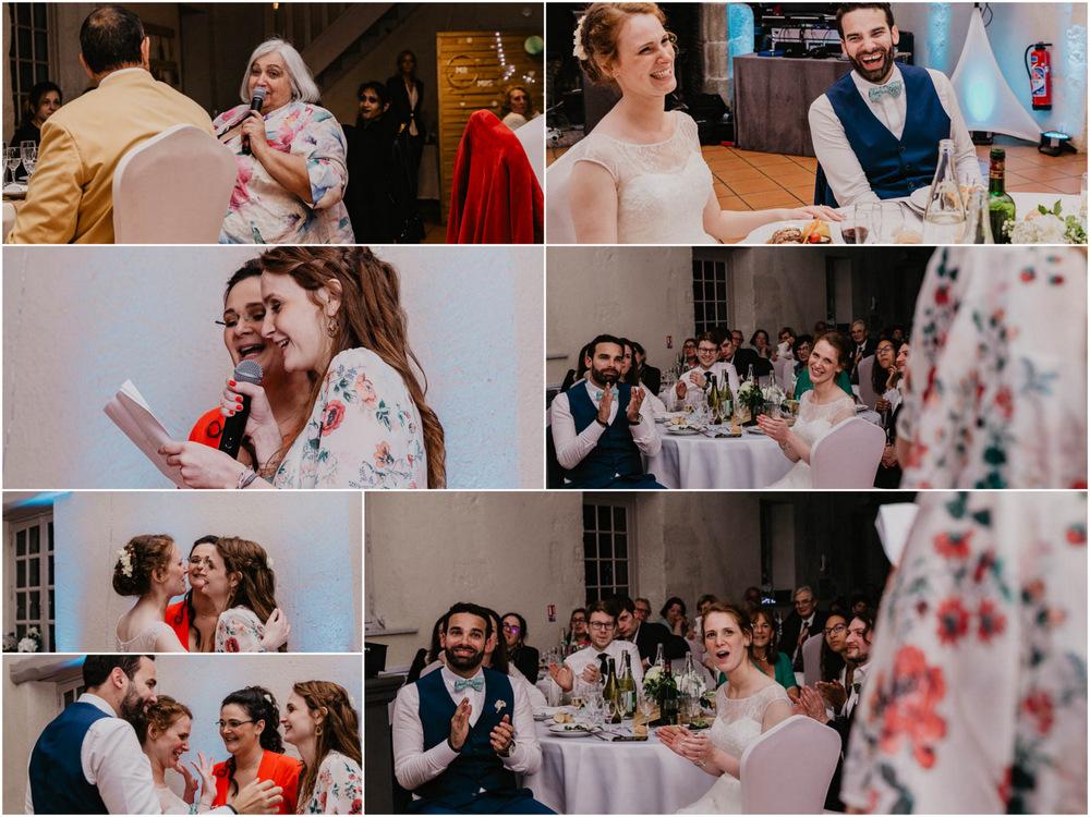 discours des temoins - soiree de mariage - animations - rires - bonne ambiance - photographe eure - 27