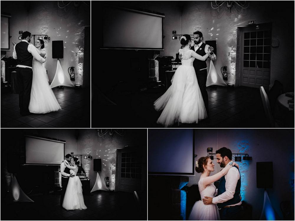 mariage au manoir de vacheresses - photographe chartres - eure et loir - premiere danse - first dance - soiree de mariage - valse