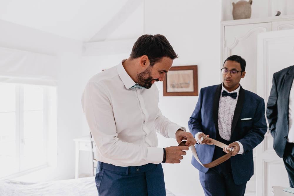 eure et loir photographe - photographe de mariage a chartres - costume bleu - finsbury