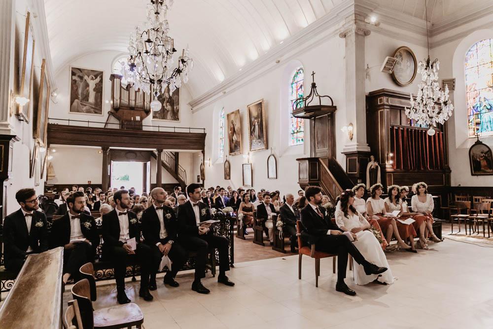 temoins des maries - celebration de mariage religieux - photographe chartres - eure et loir - verneuil sur avre - evreux - perche