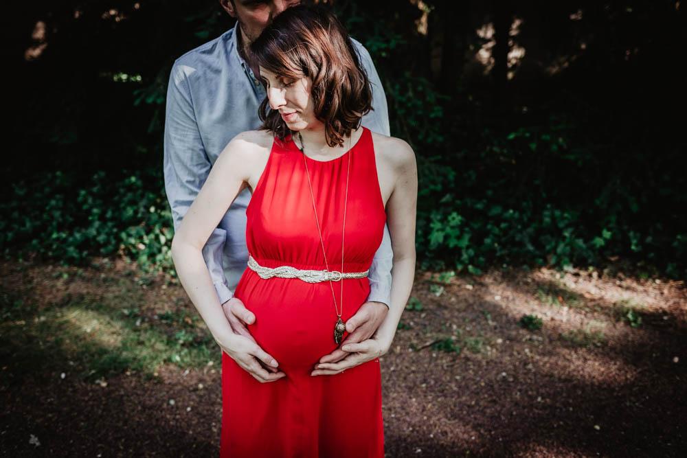 photographe pour femmes enceintes - chartres - eure et loir - shooting photo - grossesse - ambiance naturelle