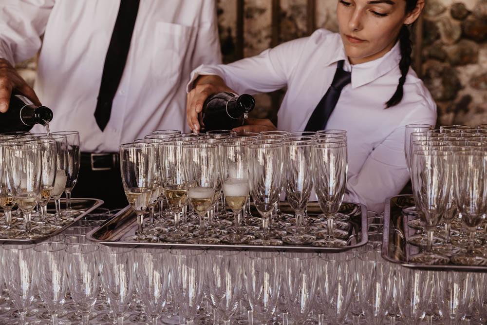 cocktail - domaine des evis - champagne - vin d honneur - photographe mariage - eure et loir - perche - verneuil sur avre - 27 - 28 - erisay receptions
