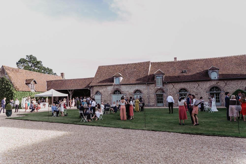 domaine des evis - cocktail - vin d honneur - photographe mariage evreux - verneuil sur avre - chartres - eure et loir - yvelines
