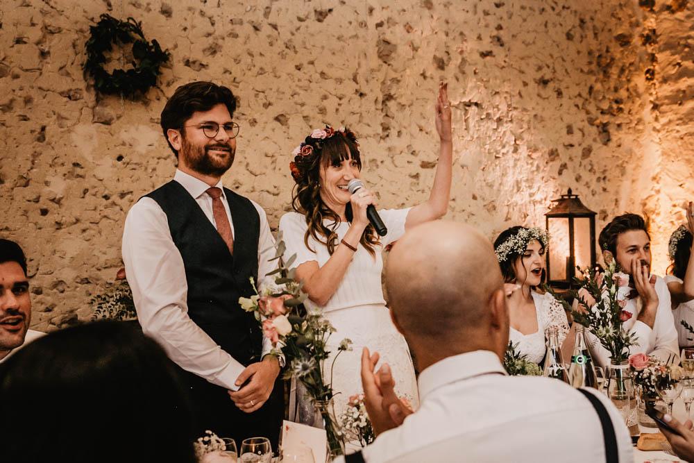 photographe eure et loir - verneuil sur avre - chartres - joie - discours des maries - repas - soiree - animations - erisay receptions - domaine des evis - ambiance